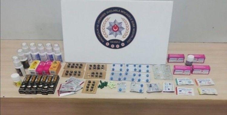 18 adet kaçak cinsel içerikli ürünle 58 adet kaçak cep telefonu ele geçirildi