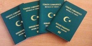 Avrupa'dan yeşil ve gri pasaport kararı