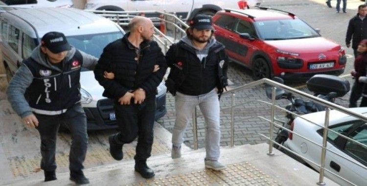 İnternetten uyuşturucu satarken yakalanan şahıs tutuklandı