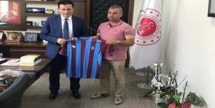 Diyarbakır'a sporsever başsavcı
