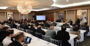 """Başkan Akgün: """"Çalıştay, 2020 yılı yatırımlarına da katkı sağlayacaktır"""""""