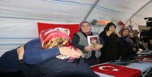 HDP önündeki ailelerin evlat nöbeti 99. gününde