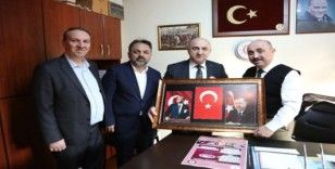 """Belediye Başkanı Muzaffer Bıyık: """"Muhtarlar demokrasinin mihenk taşıdır"""""""