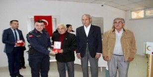 Kıbrıs gazilerine madalya ve beratları tevdi edildi