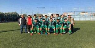 Çayırova'nın genç takımı U-16'da 'play-off'a hazır