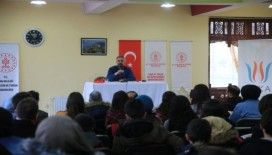 Şair-Yazar Ali Ayçil Vanlı okurlarıyla buluştu