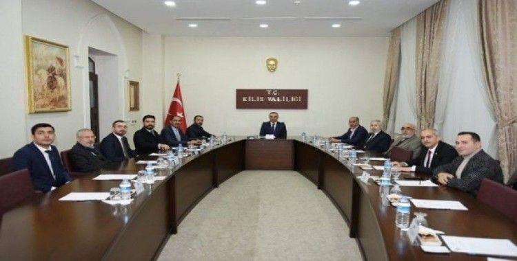 OSB Müteşebbis heyeti toplandı
