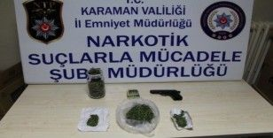 Karaman'da Kasım ayında 11 şahıs uyuşturucudan tutuklandı