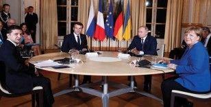 Doğu Ukrayna'da ateşkes konusunda uzlaşma sağlandı