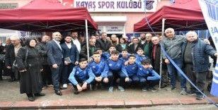 """Başkan Köse: """"Sporda model alınan bir ilçeyiz"""""""