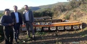 İŞKUR'un desteğiyle kovanlarını dolduruyor