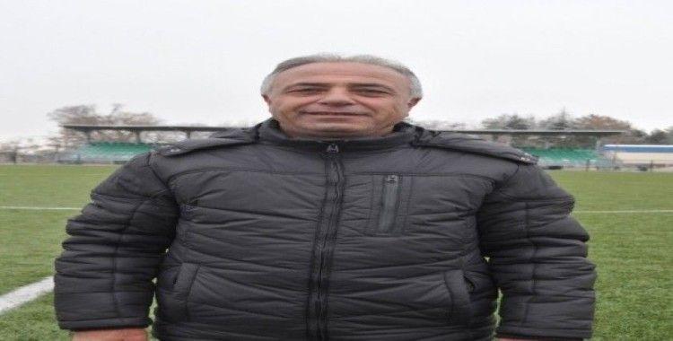 Develispor Teknik Direktörü Ahmet İzgi