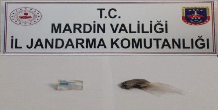 Mardin'de uyuşturucu operasyonu