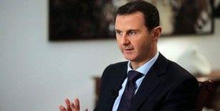 Esad, Erdoğan ile görüşme ihtimali sorusuna yanıt verdi