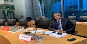 MHP Genel Başkan Yardımcısı Prof. Dr. Aydın, 'Bizi biz yapan tarihimiz ve kahraman ecdadımızdır'