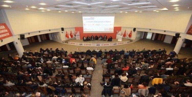 BTSO'da 'E-ticareti Konuşuyoruz' seminerine yoğun ilgi