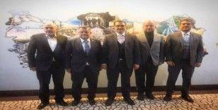 AK Parti İl Başkanı Karabıyık'dan Bakan Dönmez'e teşekkür