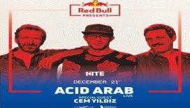 Acid Arab feat Cem Yıldız yılın en uzun gecesinde Ankara'da
