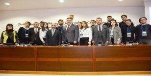Anadolu Üniversitesi'nde genç istihdama yönelik politikalar konuşuldu