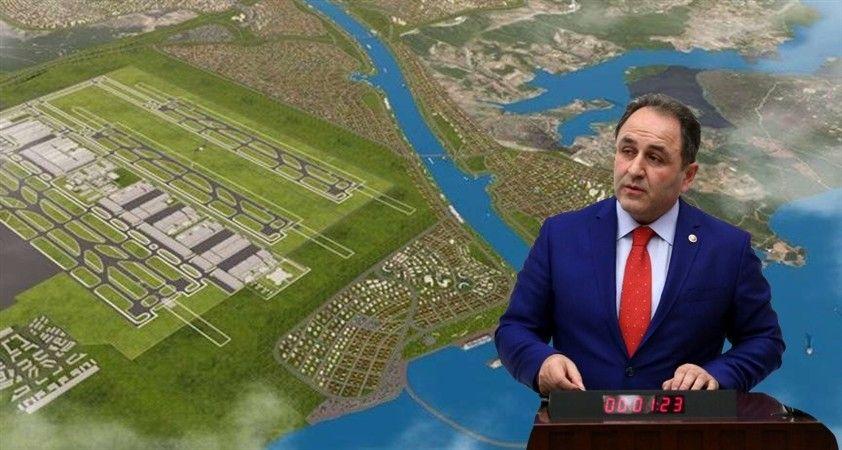 Ekrem efendi Kanal İstanbul'u yaptırmam diyor
