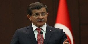 Davutoğlu, yeni partisi için İçişleri Bakanlığı'na başvuru yaptı