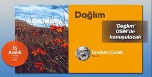 'Dağlım' kitabı OSM'de konuşulacak