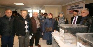 AK Parti Kdz. Ereğli'de delege seçimleri başladı