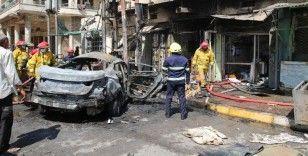 Irak'ta Haşdi Şabi güçlerine intihar saldırısı: 7 ölü