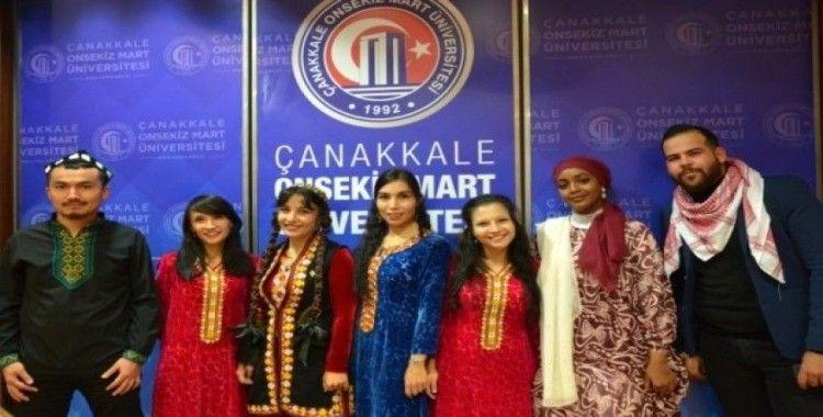Çanakkale'de 3. Uluslararası Şiir Gecesi