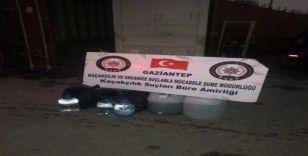 Gaziantep'te 95 litre daha sahte alkol yakalandı