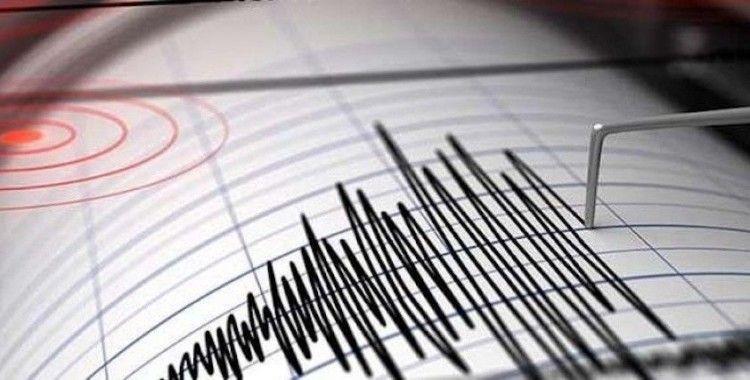 Kırgızistan'da 5 büyüklüğünde deprem