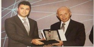 ADÜ Öğretim Üyesi Kocatürk 'En İyi Yayın' ödülüne layık görüldü