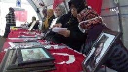HDP önündeki ailelerin evlat nöbeti 102'nci gününde