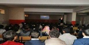 Çaldıran Belediyesi 19 bin 500 öğrenciyi sinema ile tanıştırdı