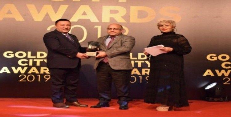 Bağlar Belediyesi'ne 'Yaşama Değer Katanlar' ödülü