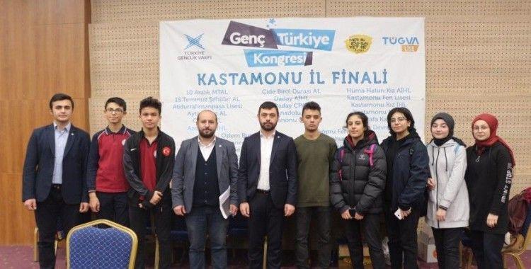 TÜGVA dan Genç Türkiye Kongresi