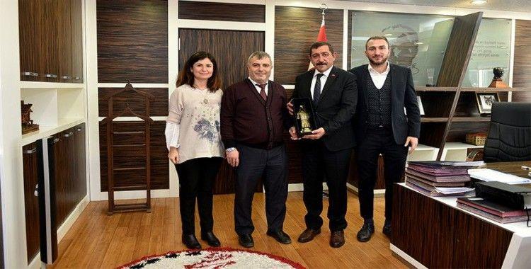 'Ulaşım Mastır ve Eylem Planı, Akıllı Şehir Kastamonu' toplantısı gerçekleştirildi