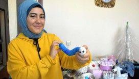 Muşlu kızlar geri dönüşümle ihtiyaç sahibi ailelere destek olacak