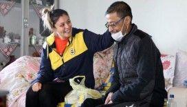 Karaciğer yetmezliği bulunan baba kızından organ nakli ile hayata döndü