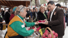 Başkan Tütüncü'den köy pazarına davet
