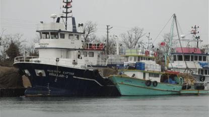 Olumsuz hava şartları balıkçıları vurdu