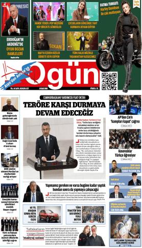 OGÜN Gazetesi Sayı:237