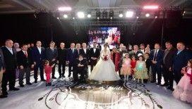 Halı dünyası bu düğünde buluştu