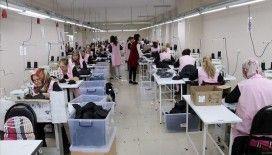 Kadın girişimciler tekstil atölyesi kurdu 45 kişiyi istihdam etti