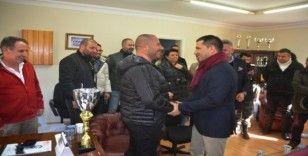 Kuşadası Gençlik Spor kulübü'nün yeni yönetimi belirlendi