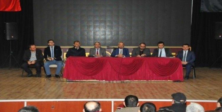 Akşehir'de kül ve inşaat atıkları konteynerlere dökülmeyecek
