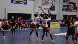 Belediyespor EHF Cup'a kayıpla başladı