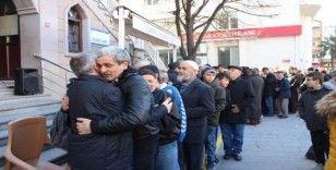 Türkeli'de yılın ilk umre kafilesi uğurlandı
