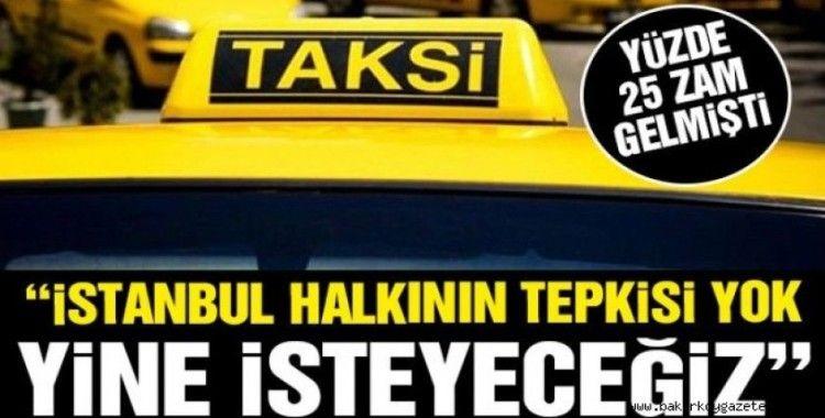 Uber çekildi, zam da yapıldı ama taksici şikayetçi!