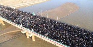Süleymani için Ahvaz'da cenaze töreni düzenleniyor
